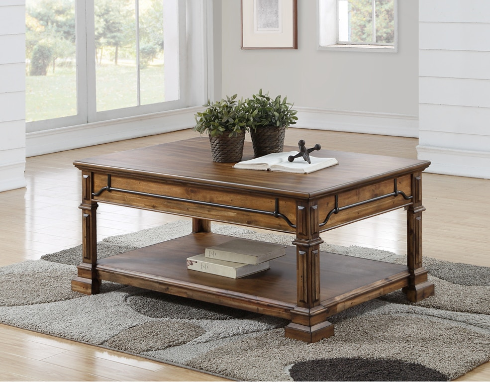 Legends Furniture Barclay Coffee Table Wendell S Furniture Colchester Vt