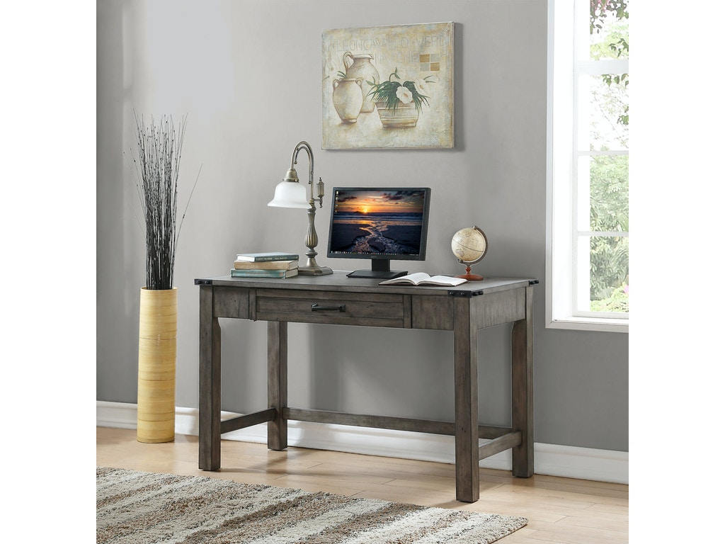 Legends furniture home office storehouse writing desk zstr for Storehouse furniture