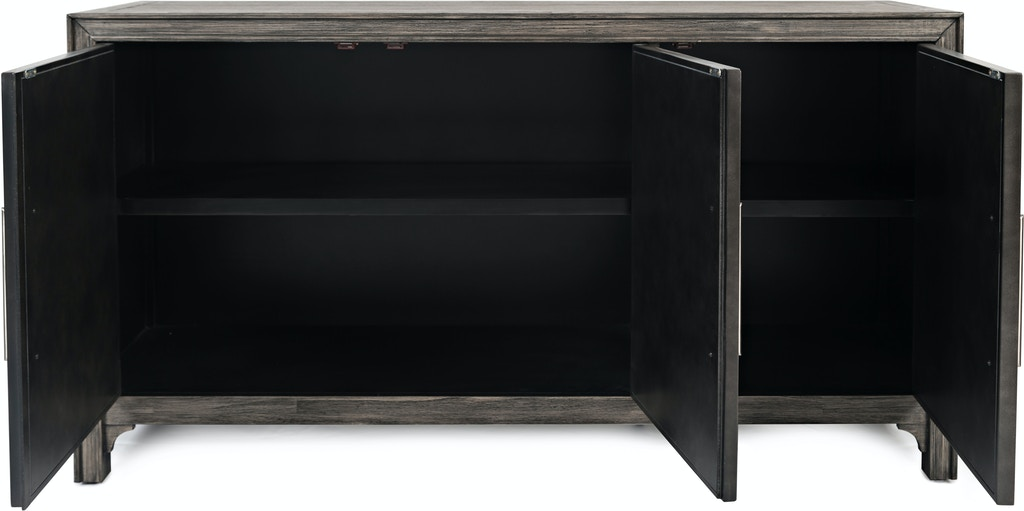 Jofran Living Room 3 Door Accent Cabinet 1356 60 Modern
