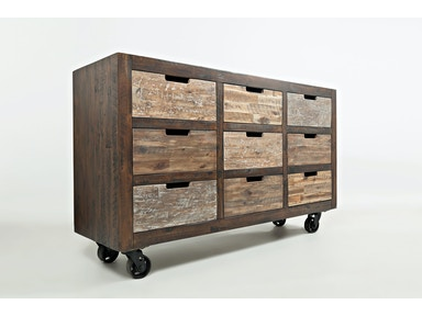 Jofran 9 Drawer Accent Chest 1600-60