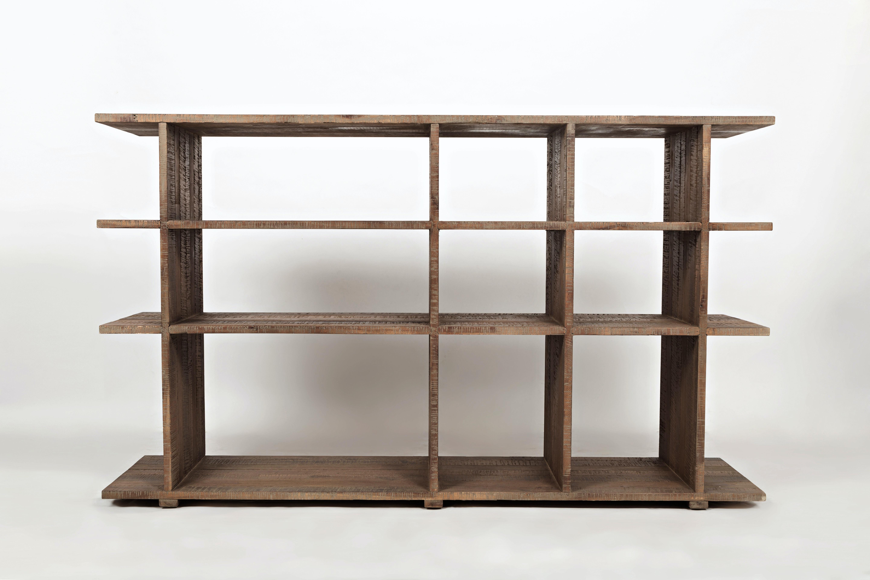 Jofran Home Office Bookcase 767580 FurnitureLand  : 1609 420front from www.furniturelandde.com size 1024 x 768 jpeg 42kB