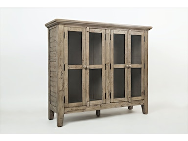 Four Door Accent Cabinet 1620-48
