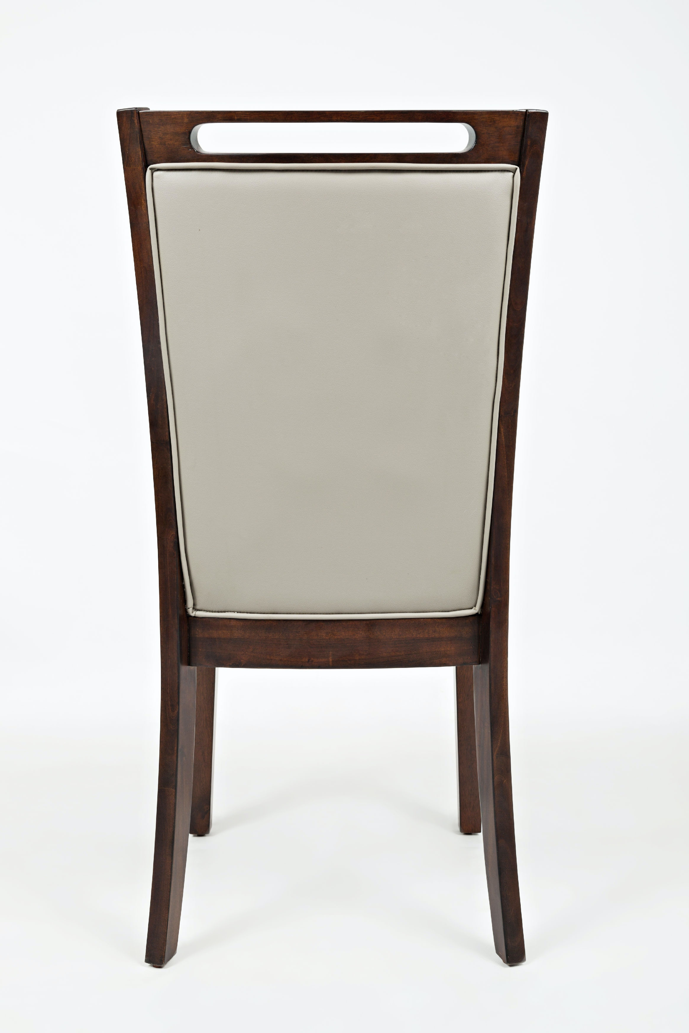 Jofran Dining Room Upholstered Dining Chair Grey PU 2Ctn  : 1672 385kd20back from www.jensenfurniture.com size 1024 x 768 jpeg 17kB