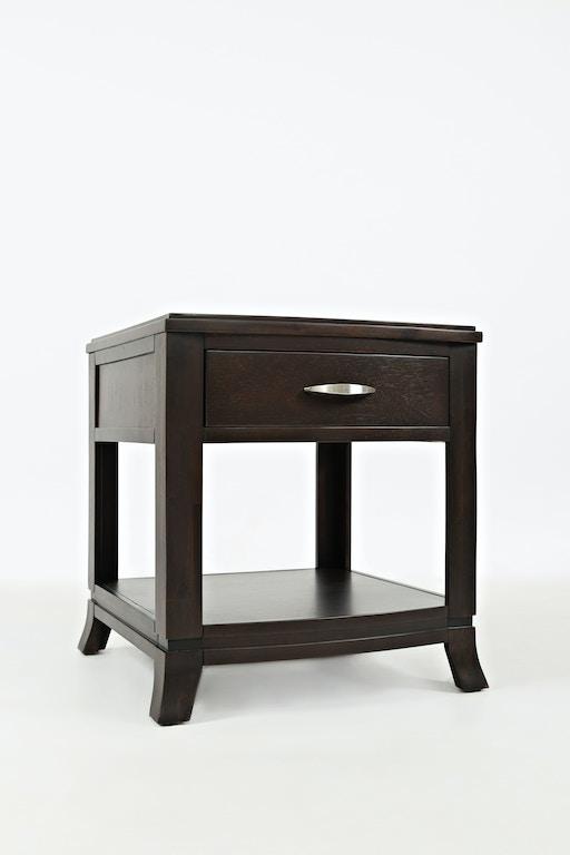Jofran Living Room End Table 1687-3