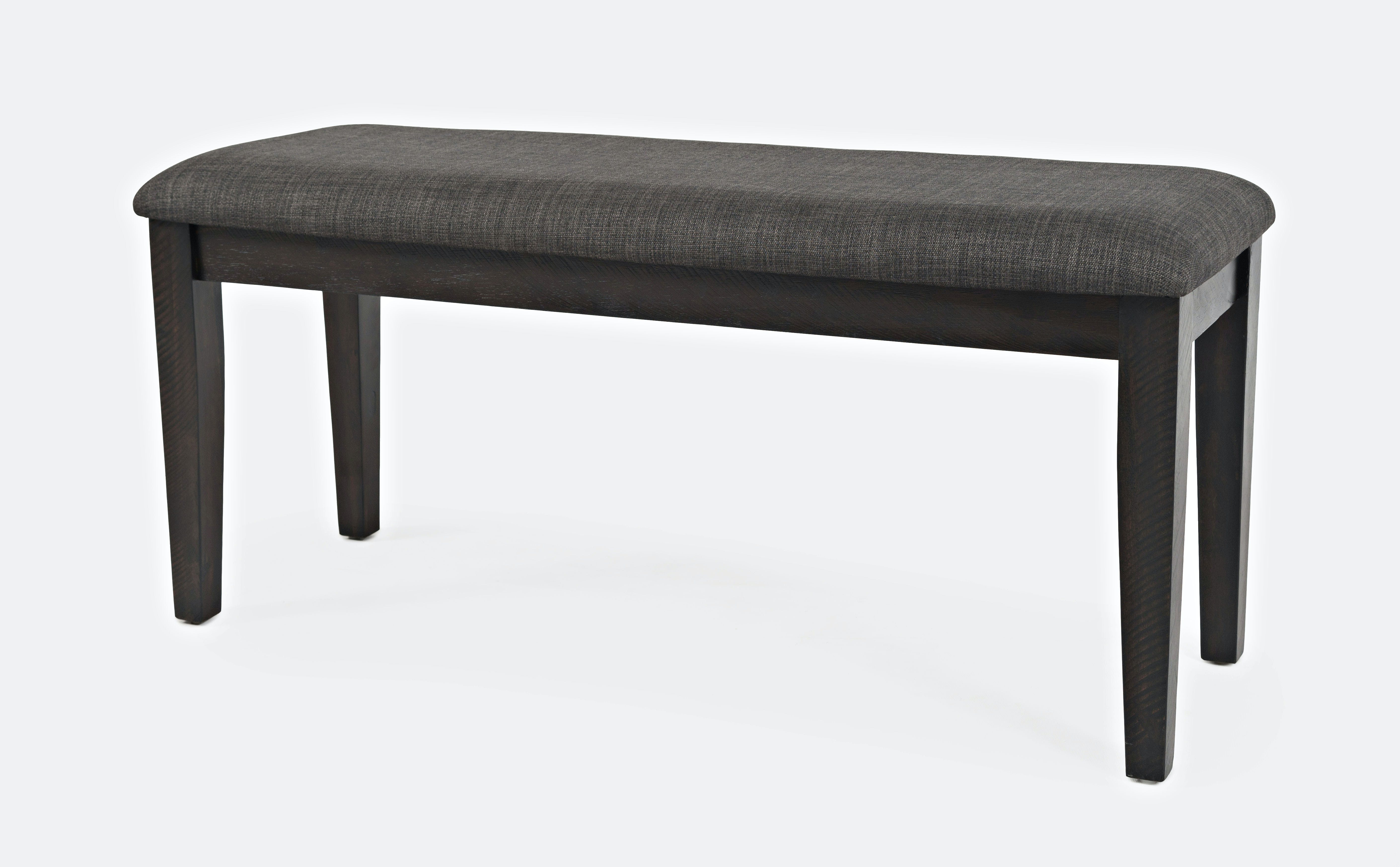 Jofran Dining Room Upholstered Dining Bench 1838 42kd Gavigan S Furniture Bel Air Catonsville