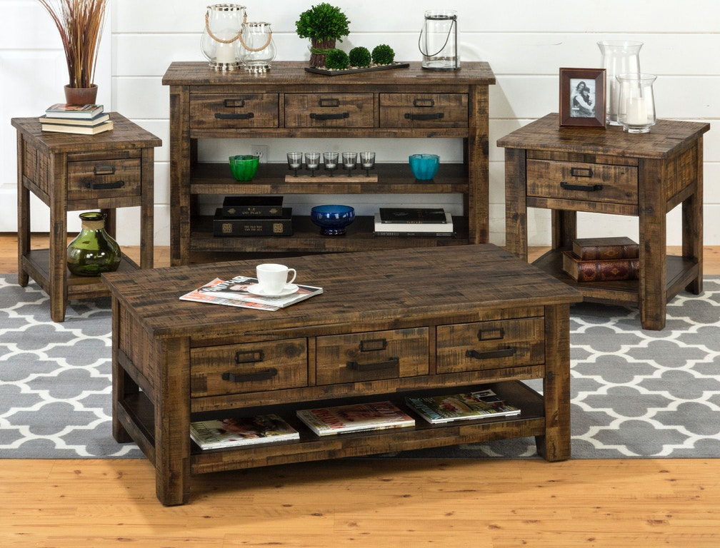 Jofran Cannon Valley Coffee Table