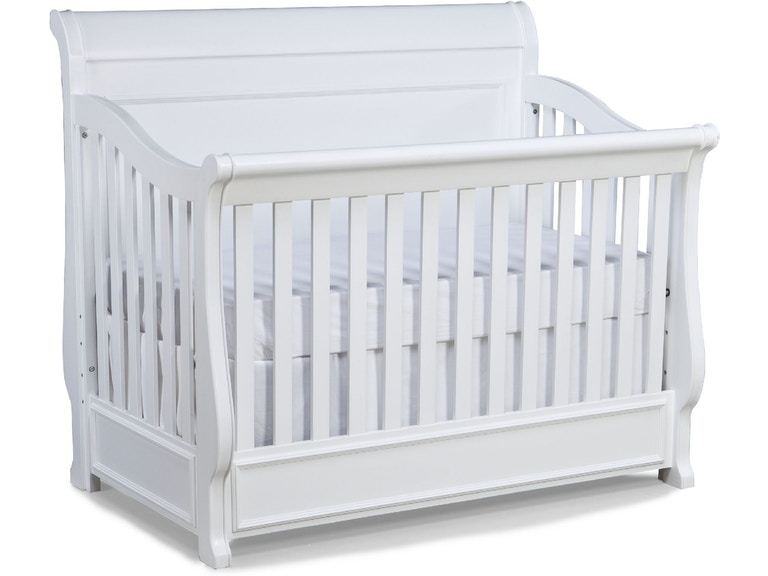Legacy Clic Kids Baby Nursery Convertible Crib 2830 8900