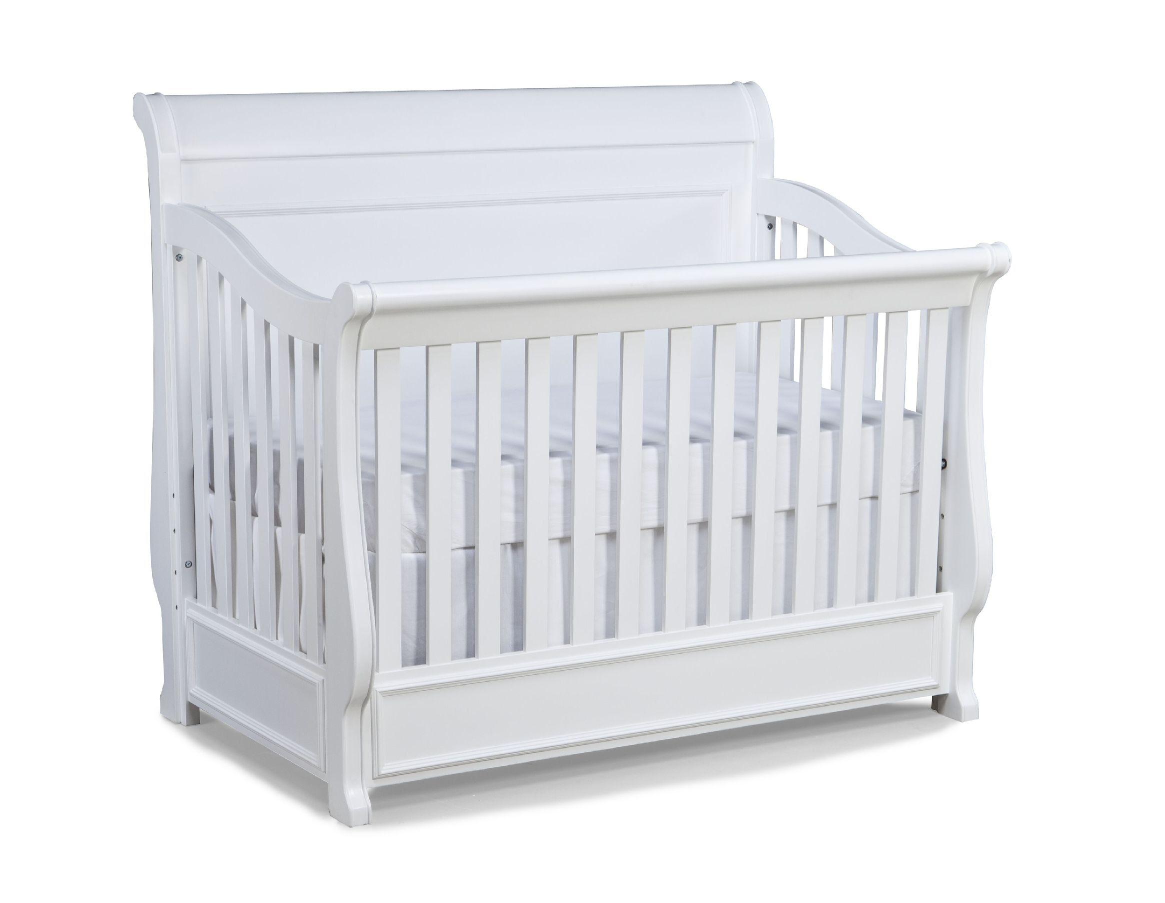 Legacy Classic Kids Nursery Convertible Crib 2830 8900