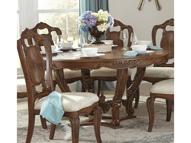 f0ab37855d51 Homelegance Dining Room Round Dining Table