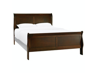 Mayville Cherry Bed - Queen 645189