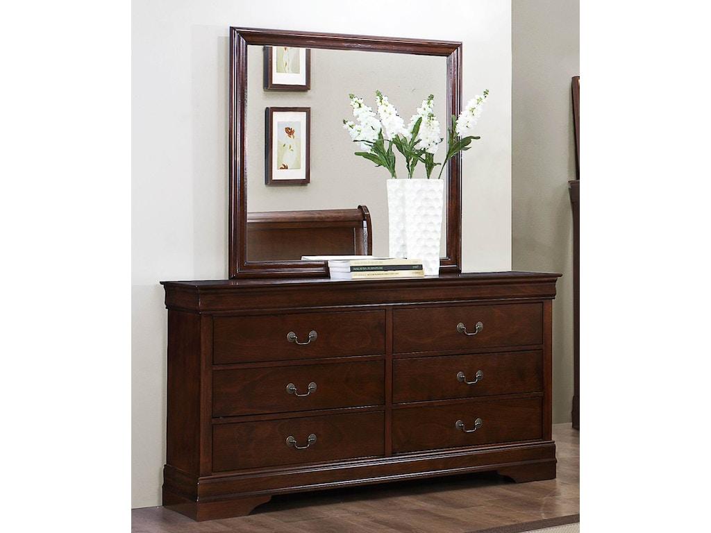 Homelegance Accessories Mirror 2147 6 Evans Furniture Galleries Chico Yuba City Ca