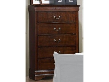 Mayville Cherry Chest 044086