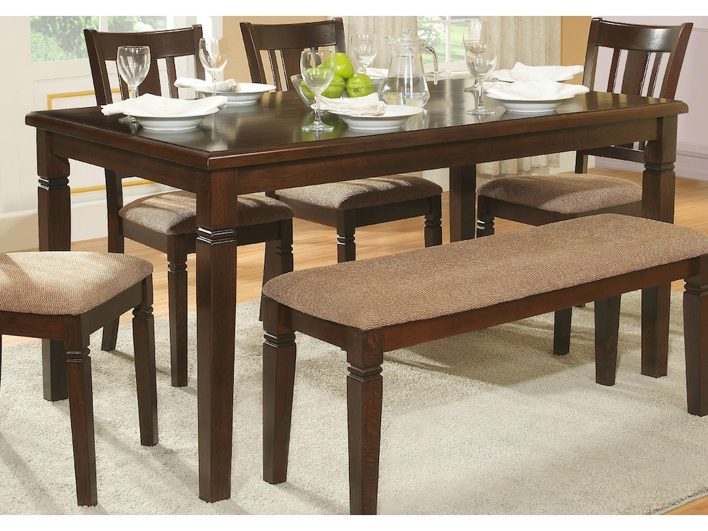 Homelegance Dining Room Dining Table 2538-60