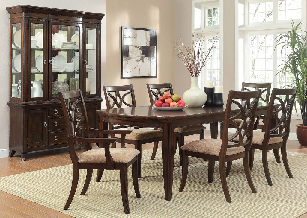 Homelegance Dining Room Dining Table 2546-96 - The Furniture Mall - Duluth and the Chamblee, GA