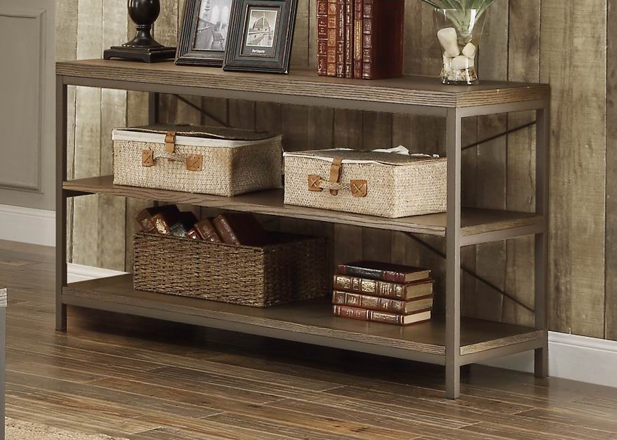 Homelegance Sofa Table/TV Stand 3224N 05