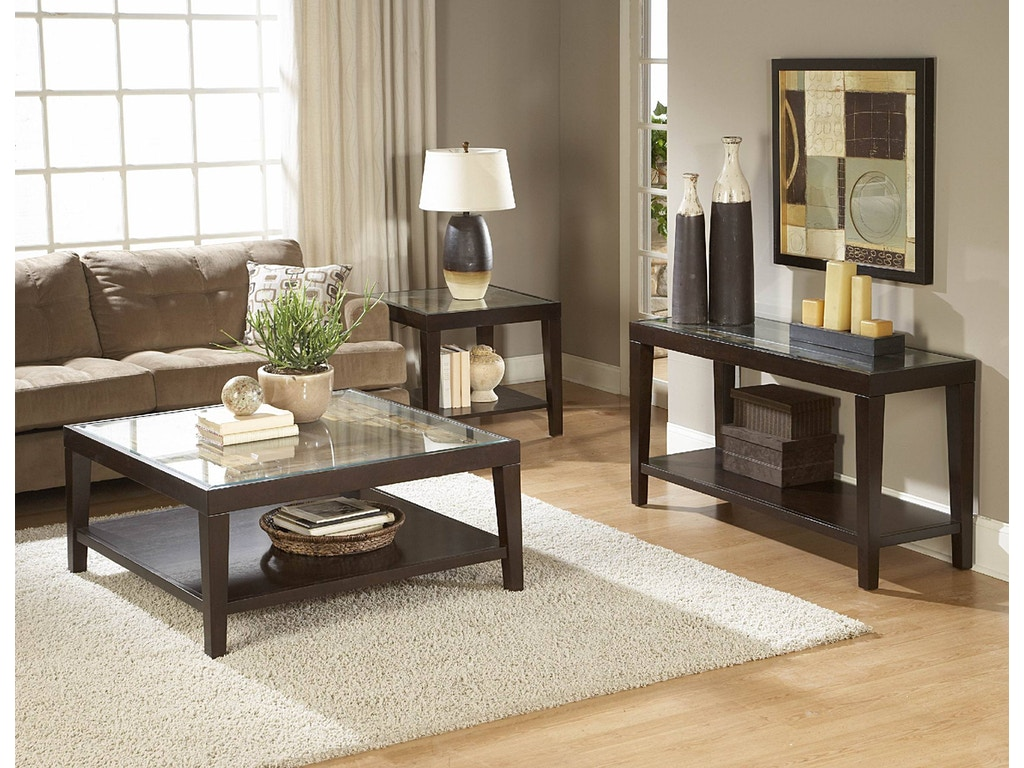 Homelegance living room square cocktail table 3299 01 for P square living room