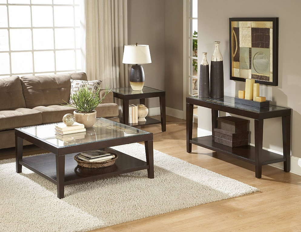 Homelegance Living Room Square Cocktail Table 3299 01 The