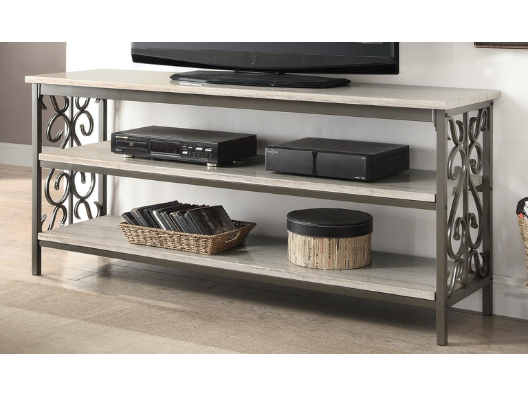 Homelegance Living Room 62 Tv Stand Sofa Table 35800 T At The Furniture Mall