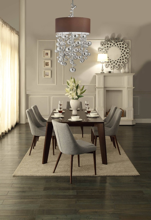 Homelegance Dining Room Dining Table 5048-72 - Hi Desert ...