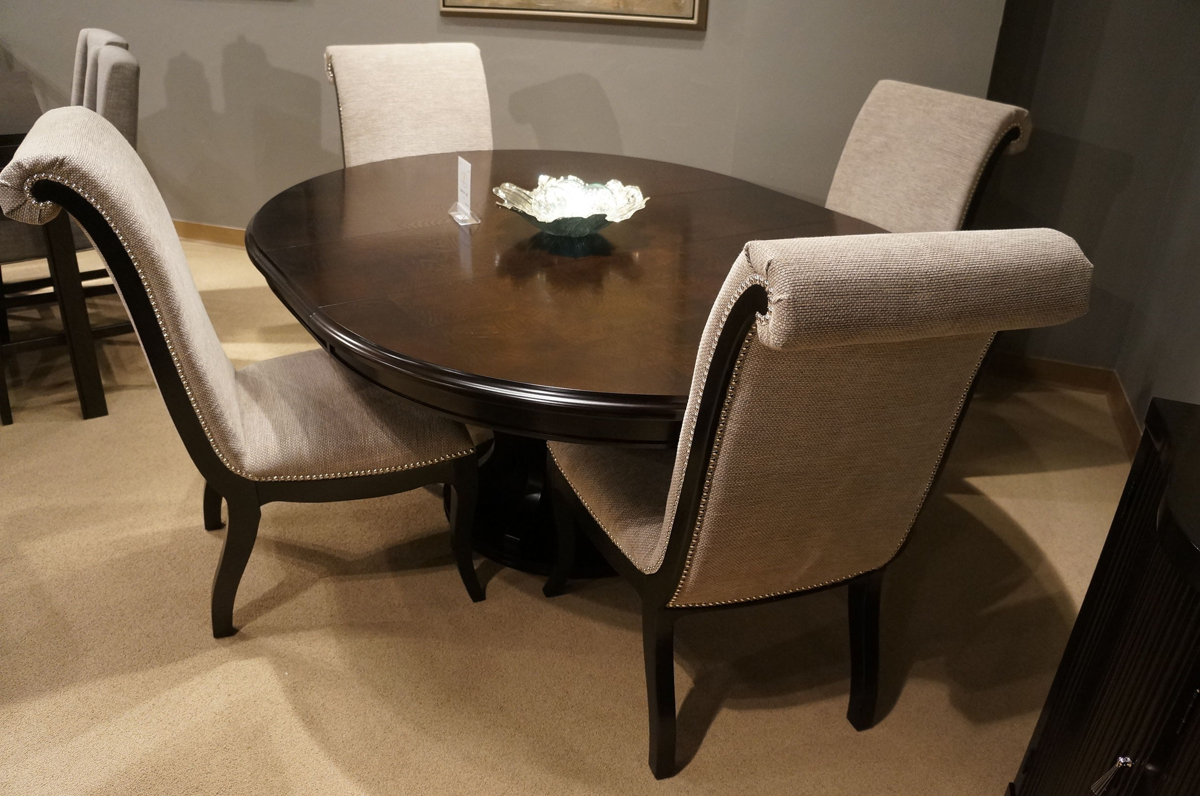 Homelegance (1/2) Round/Oval Dining Table Top 5494 76