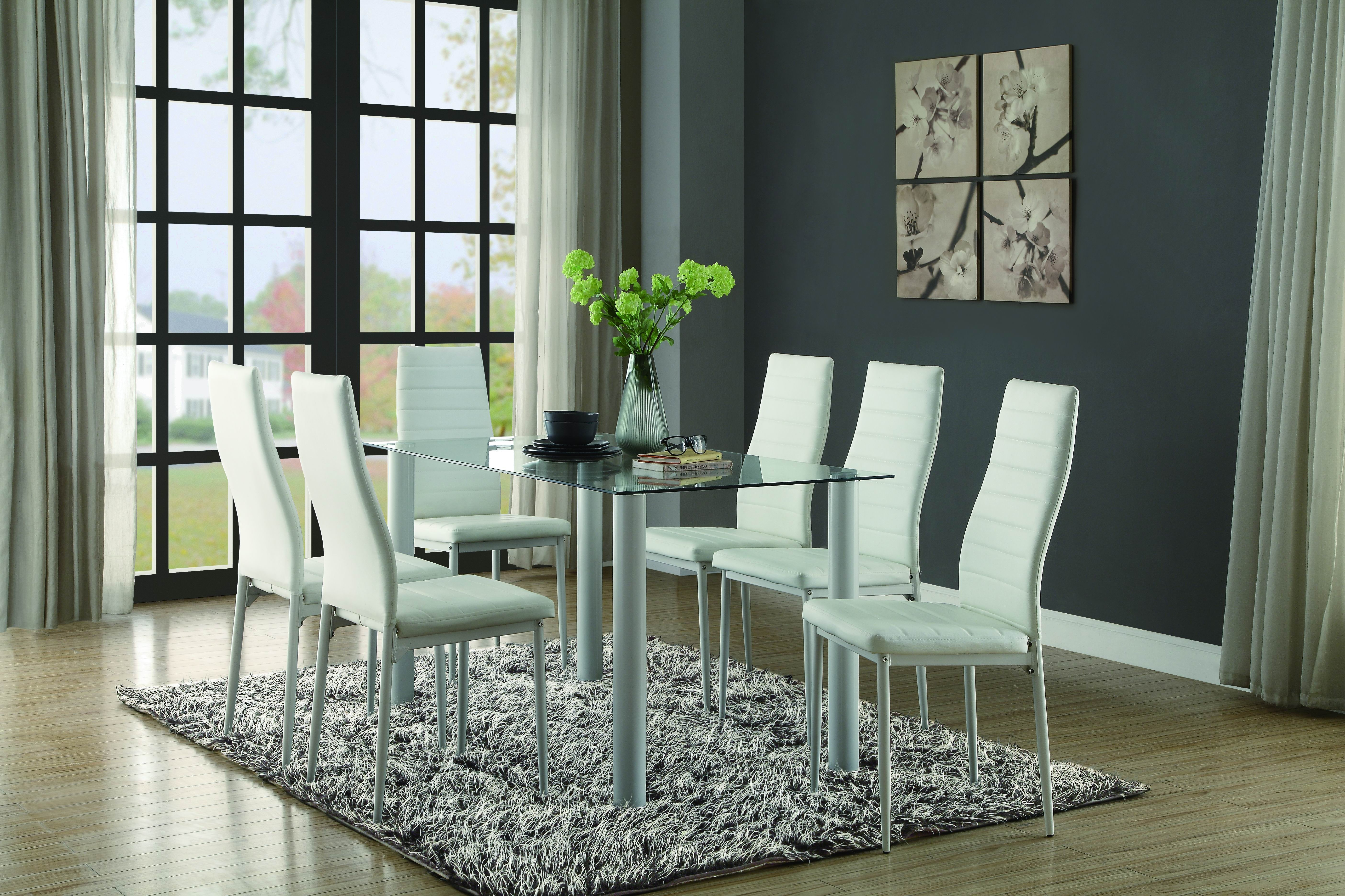 Product Details. The Homelegance Dining Room ...