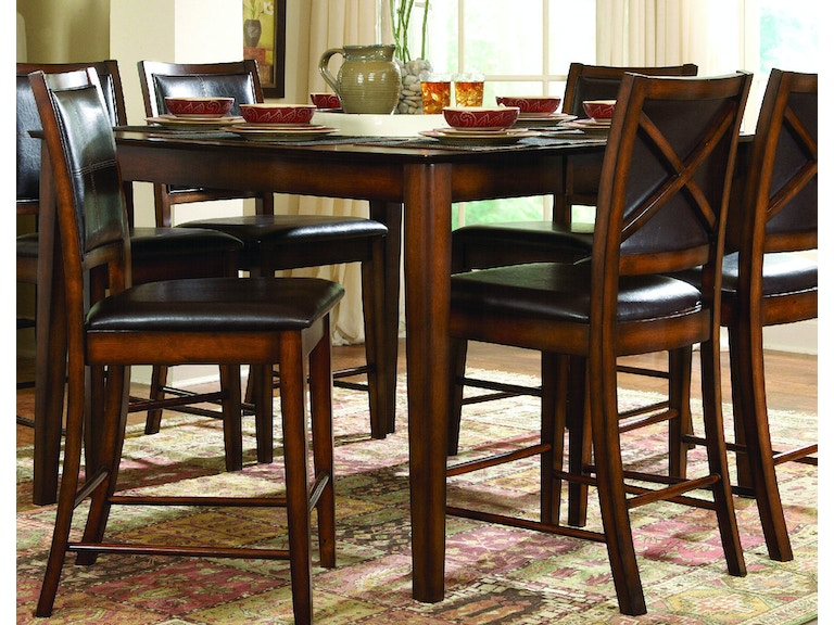 Homelegance Verona Counter Height Dining Table 037116