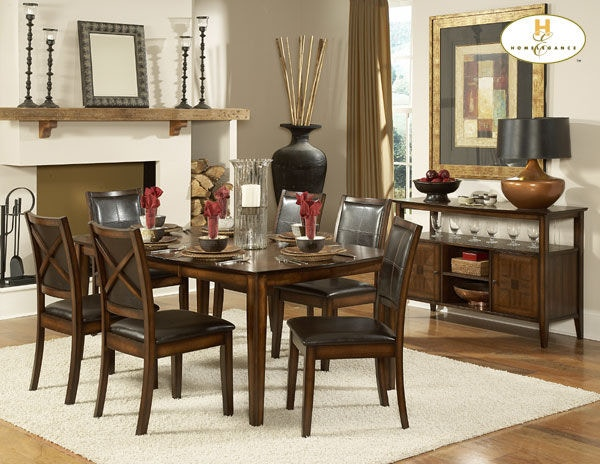 Homelegance Dining Table 727 72