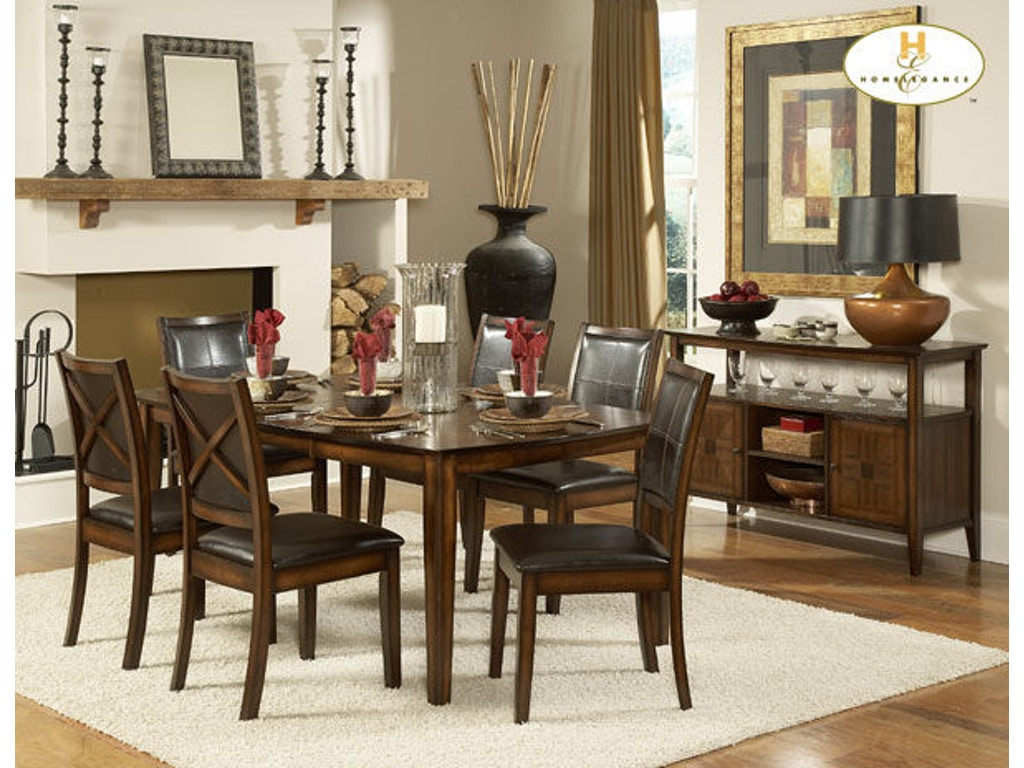 homelegance dining room dining table 727 72 the furniture house of carrollton carrollton. Black Bedroom Furniture Sets. Home Design Ideas