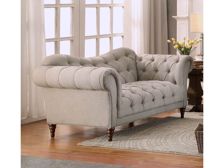 Peachy Homelegance Living Room Loveseat 8469 2 House To Home Ibusinesslaw Wood Chair Design Ideas Ibusinesslaworg