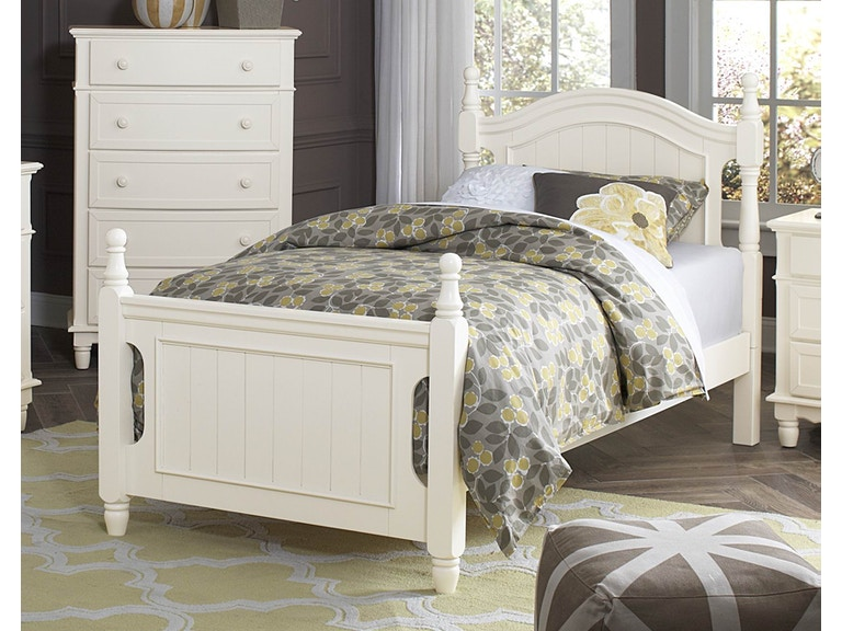 Homelegance Youth 1 3 Full Platform Headboard B1799f 1 Evans