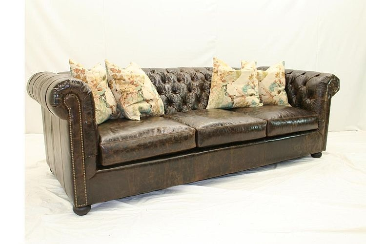 Old Hickory Tannery Sofa 1010 04