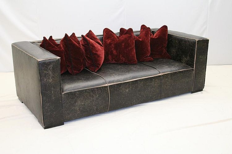 Old Hickory Tannery Sofa 1023 03