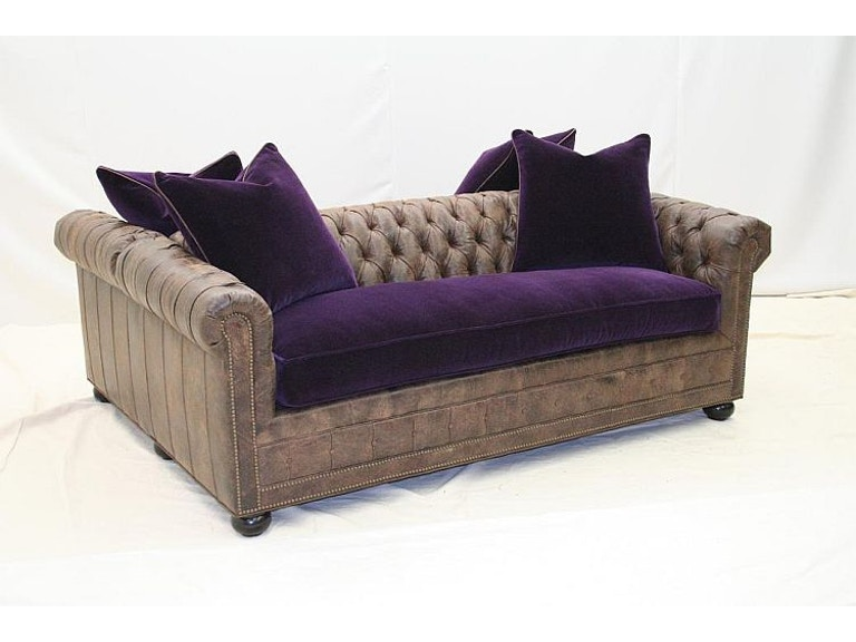 Old Hickory Tannery Back To Sofa 1026 03