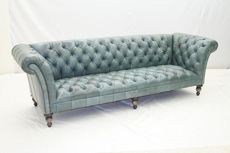 1095 04. Tufted Sofa