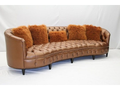 1154 03 Tufted Sofa