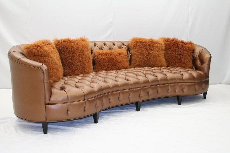 1154 03. Tufted Sofa