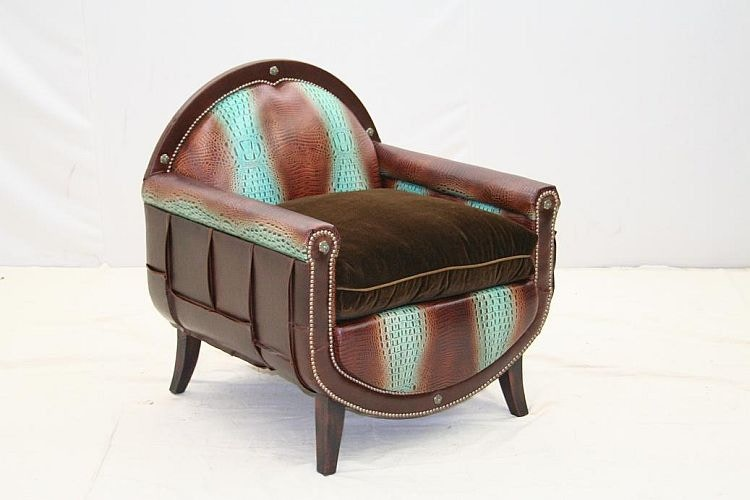 old hickory tannery chair - Old Hickory Furniture