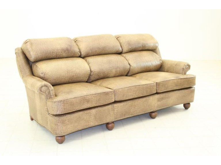 Old Hickory Tannery English Pub Sleep Sofa 1567 Sleeper