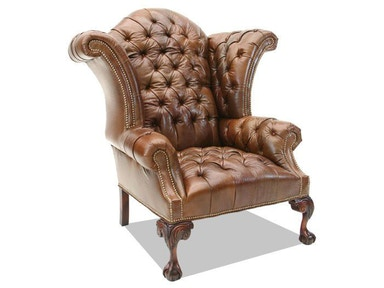 Old Hickory Tannery Living Room Chair 256 01 High