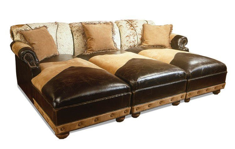 615 Sectional. Sectional · 615 Sectional · Old Hickory Tannery