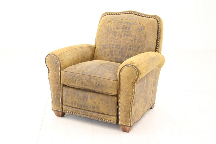 Old Hickory Tannery Living Room Recliner 765 R01 Elite