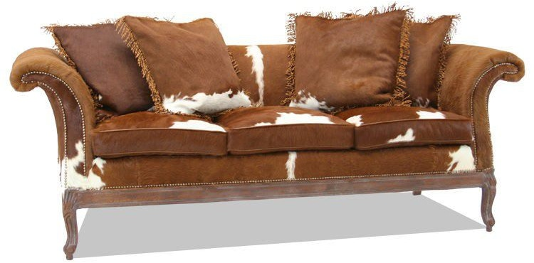Old Hickory Tannery Living Room Sofa 7940 03 Elite