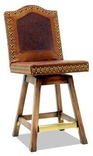 Old Hickory Tannery Bar And Game Room Short Barstool Bar