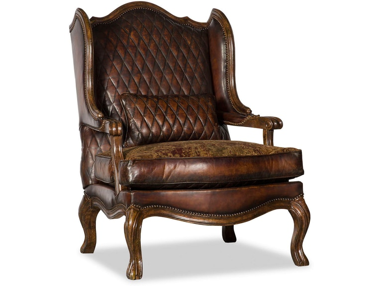 Paul Robert Living Room Milton Chair 5035 At Lenoir Empire Furniture