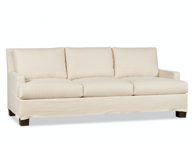 Paul Robert Sofa Slipcover 671 SHORT SLIP