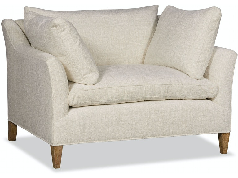 Paul Robert Living Room Comfy Chair 679-40 - Stowers Furniture