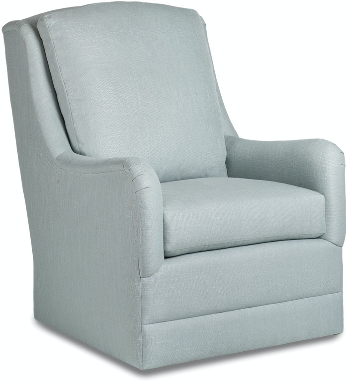 Enjoyable Jessica Charles Living Room Casey Swivel Chair With English Alphanode Cool Chair Designs And Ideas Alphanodeonline