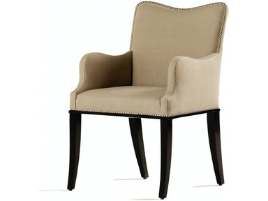 Jessica Charles Dining Room Preston Arm Chair
