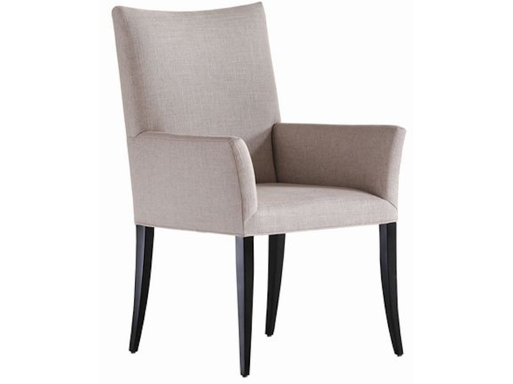 Jessica Charles Dining Room Amalfi Arm Dining Chair 1118 Hampton House Furniture Washington Mi