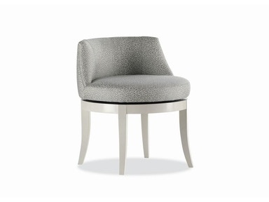 Jessica Charles Jacqueline Memory Swivel Chair 356-MS